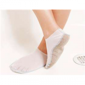 Shower Steps slip resistant shower socks